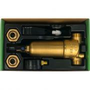Фильтр 1/2, с манометром, для горячей воды, d60 гейзер бастион 122 32672