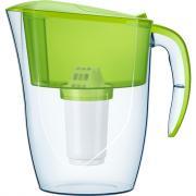 Фильтр кувшин для воды Аквафор Смайл 2.4л light green