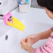 Шланг для смесителя Ruges Насадка на кран детская «Плюх», лягушка