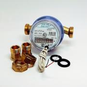 Счетчик воды СХВ-15 Д (дистанционный импульсный).