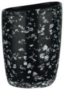 Стакан Spirella Etna Glitter пластик черный (1016527)