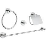 Набор аксессуаров Grohe Essentials 4 предмета (40776001)