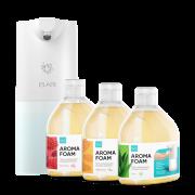 Бесконтактный дозатор мыла ELARI SmartCare