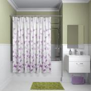 Штора для ванной комнаты Iddis 180*180см B01P118i11