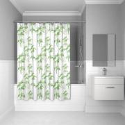 Штора для ванной комнаты Iddis 200*200 см bamboo leaf IDDIS SCID010P