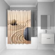 Штора для ванной комнаты Iddis 180*200 см Sandy 640P18Ri11