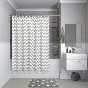 Штора для ванной комнаты iddis, 180*180см, полиэстер, b07p118i11