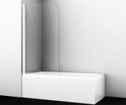 Шторка для ванной WASSERKRAFT Leine 35P01-80W white