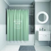 Штора для ванной комнаты Iddis 200*180см B31P218i11