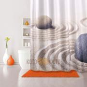 Штора для ванной комнаты Iddis Sandy 640P18Ri11
