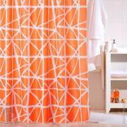 *Штора для ванной комнаты IDDIS 200х200см, полиэстер, Orange Nest 330P20RI11