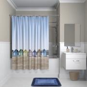 Штора для ванной комнаты IDDIS Basic B28P218i11