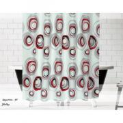 "Шторы ""EVDY"" для ванной DROP 180х200 см 1/1"