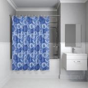 Штора для ванной комнаты IDDIS Basic 200*180см полиэстер (B60P218i11)