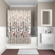 Штора для ванной комнаты Iddis 180*180см D03P118i11