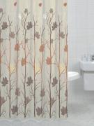Шторка Bath Plus Autumn Leaf 180x200cm DS3002