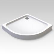 Душевой поддон Veconi TZ-01 (TZ01-100PL-01-19C1) ABS пластик