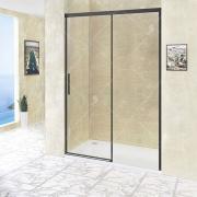 Душевая дверь RGW LE-12B 100х195 стекло прозрачное