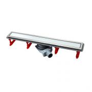 Душевой лоток Pestan Confluo Premium Line White Glass 650 (650 мм, нержавеющая сталь/белое стекло) 13000283