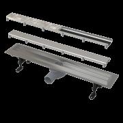 Водоотводящий желоб Alca Plast с двухсторонней решеткой APZ13-DOUBLE9-950