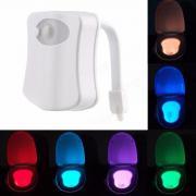 Цветная подсветка для унитаза Light Bowl с датчиком движения