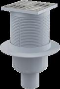 Сливной трап AlcaPlast APV32 105 x 105/50