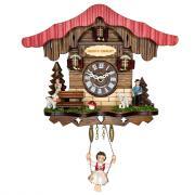 SARS Настенные часы с маятником 1793-SQ
