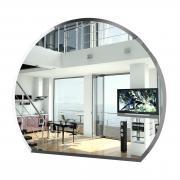 Зеркало ЕвроЗеркало 071Ф, 70х60 см., с полным фацетом, толщина зеркала 4 мм.