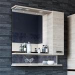 Зеркало-шкаф Sanflor Техас 60 правый, венге\орегон (C0000001973)