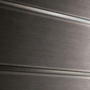 Профиль из ДПК Savewood для заборов SW Agger 212х28 мм глянец Темно-коричневый (1 м.п.)