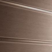 Профиль из ДПК Savewood для заборов SW Agger 212х28 мм глянец Терракот (1 м.п.)