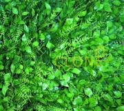 Искусственный газон-коврик укроп смешанный