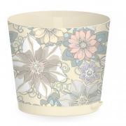 """Горшок для цветов """"Цветочный дом"""", 20 см, 4 л"""