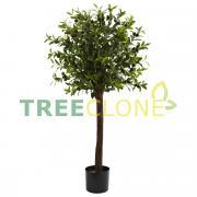 130см, 150см, 180см, 200см Treeclone (Россия) Искусственное Дерево Олива Барбара