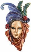 WS-Венецианская маска Маки Veronese E313034