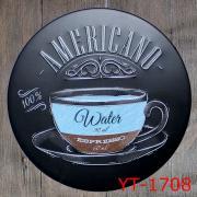"""Декоративная табличка """"Americano"""""""