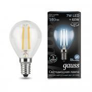 Лампочка Gauss 105801207 Filament Globe