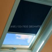 ARF штора Fakro с полным затемнением цвет 225 группа II белый 66х98 1 шт