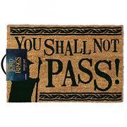 Придверный коврик Pyramid TLoTR: You Shall Not Pass