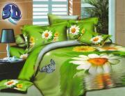 Комплект постельного белья «Летний день» 2 спальный