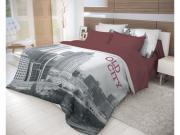 Комплект постельного белья Volshebnaya-noch 1,5-спальный, ранфорс, нав. 50х70*2, Old City