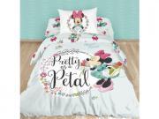 Комплект постельного белья Nordteks Disney 1,5 спальный, ранфорс, нав. 50/70*1