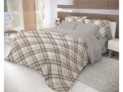 Комплект постельного белья Volshebnaya-noch ранфорс, 2,0-спальный, нав. 70x70*2, Kilt