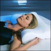 Ортопедическая подушка с памятью Здоровый сон (48х30 см.)