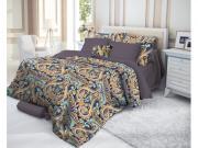 Комплект постельного белья Verossa 1,5-спальный, cатин, нав. 50х70*2, Deria