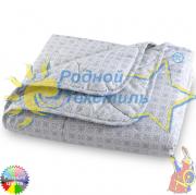Одеяло Холлофайбер ЕВРО 200х220 Прохладное - Лёгкое