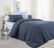 1,5-спальное Текс-Дизайн Постельное белье «Горная река», перкаль (1.5)