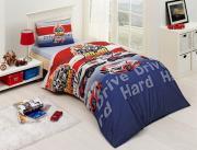 """Комплект постельного белья Altinbasak """"Drive"""", 296, 1,5-спальный, наволочки 50х70"""