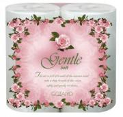 Двухслойные бумажные полотенца в рулоне с ароматом Европы с тиснением Gentle Soft, GOTAIYO 2 рулона