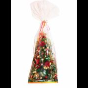 Новогодняя елка с шоколадными конфетами